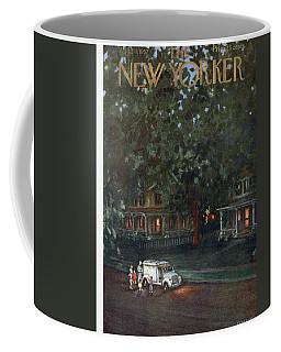 New Yorker August 24th, 1957 Coffee Mug