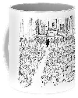 New Yorker August 24th, 1987 Coffee Mug