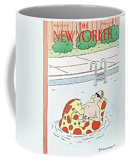New Yorker August 24th, 1992 Coffee Mug