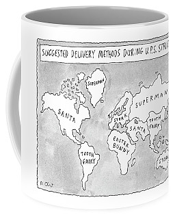 New Yorker August 25th, 1997 Coffee Mug