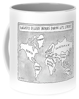 New Yorker August 25th, 1997 Coffee Mug