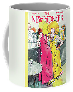 New Yorker August 26th, 1933 Coffee Mug