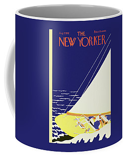 New Yorker August 27 1932 Coffee Mug