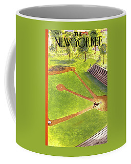 New Yorker August 27th, 1949 Coffee Mug