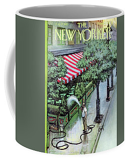 New Yorker August 27th, 1955 Coffee Mug