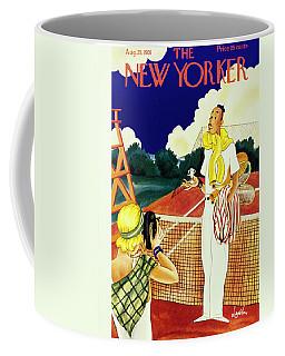 New Yorker August 29 1931 Coffee Mug