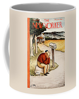 New Yorker August 29th, 1936 Coffee Mug