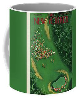 New Yorker August 29th, 1953 Coffee Mug