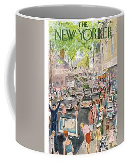New Yorker August 29th, 1959 Coffee Mug