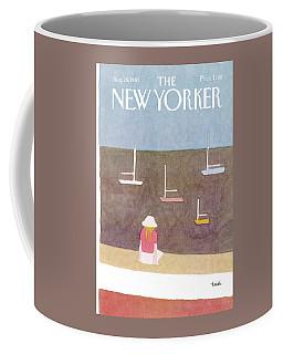 New Yorker August 29th, 1983 Coffee Mug