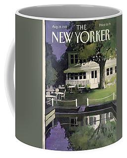 New Yorker August 29th, 1988 Coffee Mug