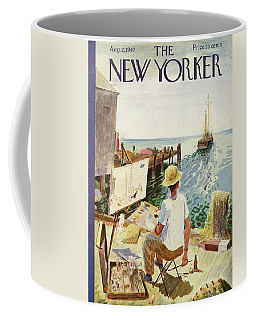New Yorker August 2nd, 1947 Coffee Mug