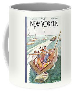 New Yorker August 30th, 1941 Coffee Mug