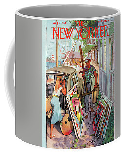 New Yorker August 30th, 1958 Coffee Mug