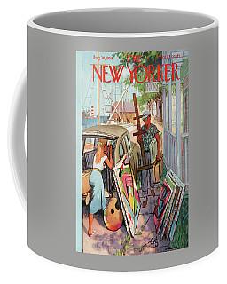 New Yorker August 30th, 1958 Coffee Mug