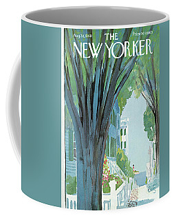 New Yorker August 30th, 1969 Coffee Mug