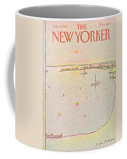 New Yorker August 30th, 1982 Coffee Mug
