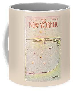 New Yorker August 30th, 1982 Coffee Mug