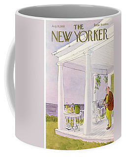 New Yorker August 31st, 1968 Coffee Mug