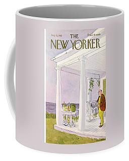 New Yorker August 31st, 1968 Coffee Mug
