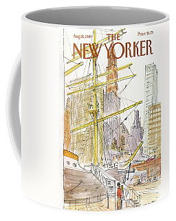 New Yorker August 31st, 1981 Coffee Mug