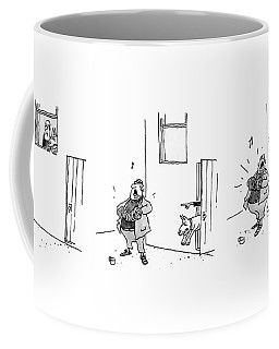 New Yorker August 31st, 1987 Coffee Mug