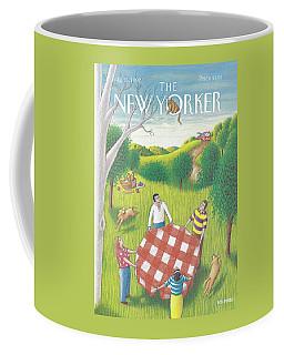 New Yorker August 31st, 1992 Coffee Mug