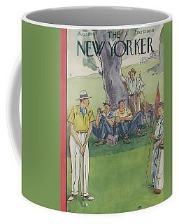 New Yorker August 3rd, 1946 Coffee Mug
