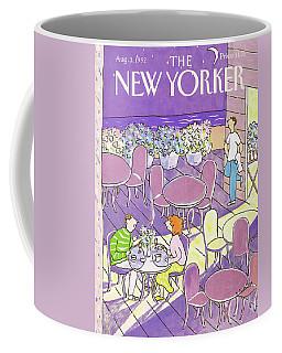 New Yorker August 3rd, 1992 Coffee Mug