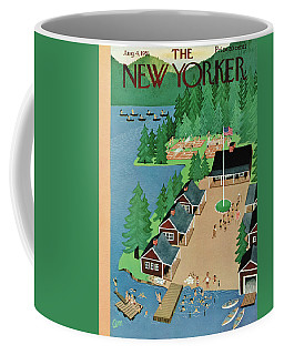 New Yorker August 4th, 1951 Coffee Mug