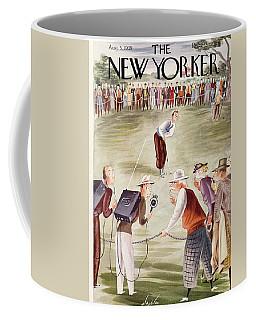 New Yorker August 5th, 1939 Coffee Mug