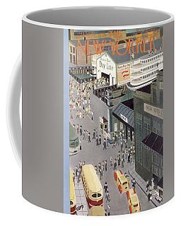 New Yorker August 5th, 1950 Coffee Mug
