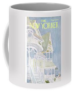 New Yorker August 5th, 1967 Coffee Mug