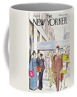New Yorker August 5th, 1974 Coffee Mug