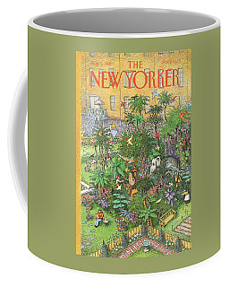 New Yorker August 5th, 1991 Coffee Mug