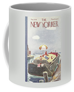 New Yorker August 7th, 1948 Coffee Mug