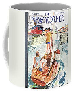 New Yorker August 7th, 1954 Coffee Mug