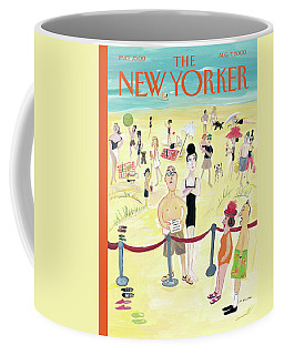 New Yorker August 7th, 2000 Coffee Mug