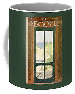 New Yorker August 8th, 1953 Coffee Mug