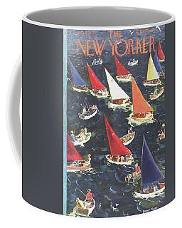 New Yorker August 9th, 1952 Coffee Mug