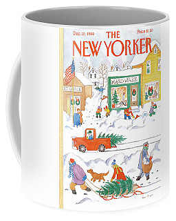 New Yorker December 10th, 1984 Coffee Mug