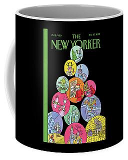 New Yorker December 10th, 2007 Coffee Mug