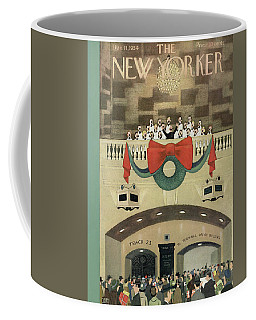 New Yorker December 11th, 1954 Coffee Mug