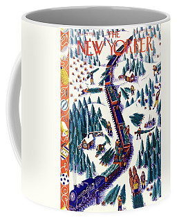 New Yorker December 12 1938 Coffee Mug