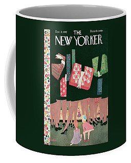 New Yorker December 12th, 1942 Coffee Mug
