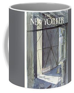 New Yorker December 12th, 1988 Coffee Mug