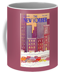 New Yorker December 13th, 1982 Coffee Mug