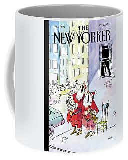 New Yorker December 13th, 2004 Coffee Mug