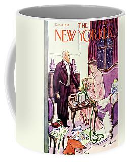 New Yorker December 14 1940 Coffee Mug