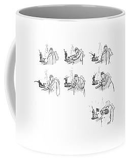 New Yorker December 14th, 1940 Coffee Mug